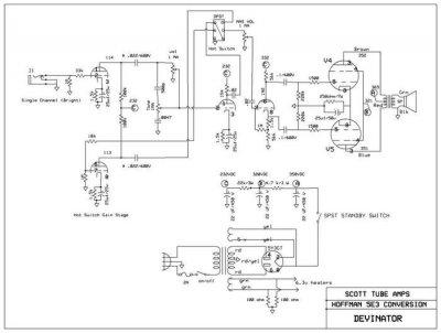 5e3 schematic modification question   Telecaster Guitar Forum on