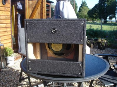 speaker for vox ac4tv | Page 2 | Telecaster Guitar Forum