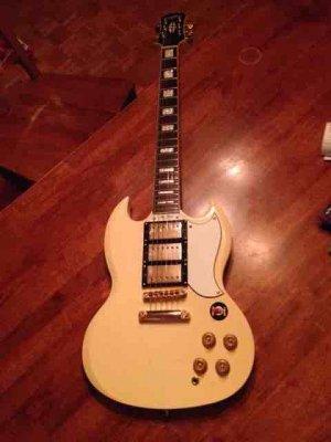 Epiphone g400 custom | Telecaster Guitar Forum