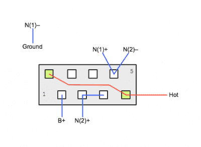 hh 5 way wiring diagram