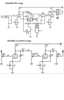 [SCHEMATICS_4CA]  AB763 - Dumble mods | Telecaster Guitar Forum | Dumble Schematic |  | TDPRI.com