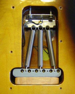 Trem blocks for MIM strats | Telecaster Guitar Forum