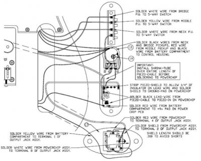 Fishman Pickup Wiring Diagram