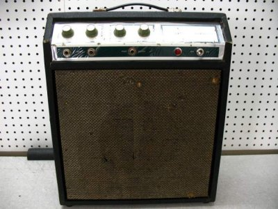 Silvertone 10XL 1421 tube amp found | Telecaster Guitar Forum