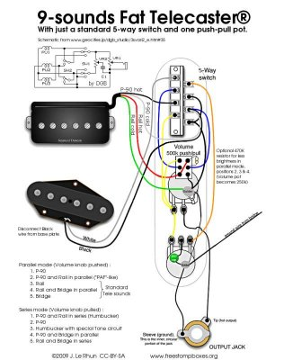 Fat Telecaster Wiring Diagram. . Wiring Diagram on