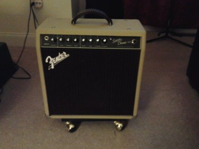 Anyone put their amp in a new cabinet (Mojotone, etc