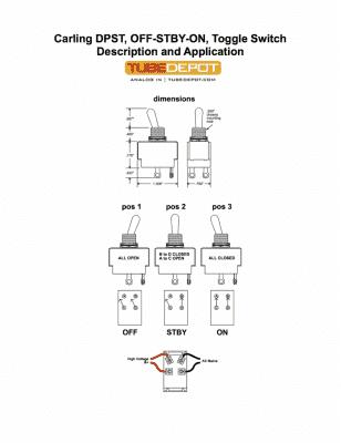fender blues junior standby switch install telecaster guitar forum rh tdpri com 3-Way Switch Wiring Variations 3-Way Switch Wiring Variations