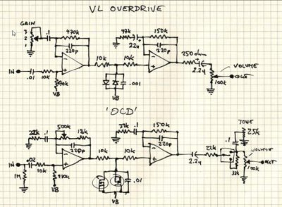 Correct chip for OCD clone? | Telecaster Guitar Forum on lovepedal eternity schematic, menatone red snapper schematic, dunlop wah schematic, guitar schematic, pignose schematic, reverb pedal schematic, rockbox boiling point schematic, parametric eq schematic, tube screamer schematic, volume pedal schematic, ac booster schematic, mad professor deep blue delay schematic, mxr micro amp schematic, boss dd3 schematic, proco rat schematic, rc booster schematic, boss tu-2 schematic, klon centaur schematic, timmy schematic, univibe schematic,