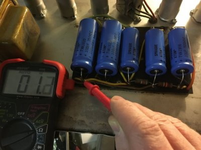 Can you hook up a run capacitor backwards