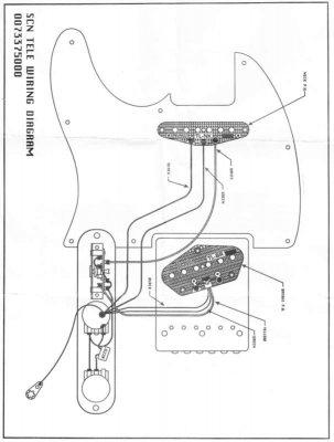 Fender Scn Wiring Diagram Chevrolet