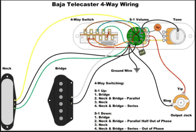 [SCHEMATICS_4NL]  50's Baja Wiring help please | Telecaster Guitar Forum | Fender Baja Telecaster Wiring Diagram |  | TDPRI.com