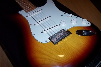 Strat Trem--do you have yours decked or floating? | Page 3