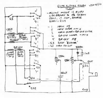 suhr blower switch schematic request | telecaster guitar forum  tdpri.com