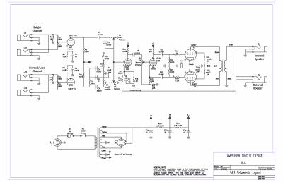 5E3 Build w/Mods Plan | Telecaster Guitar Forum on 5f1 schematic, fender excelsior schematic, princeton reverb schematic, 100 watt marshall schematic, silver tone 1472 amp schematic, fender m 80 schematic, klon schematic, guitar amp circuit board schematic, supro schematic, boss ce 5 schematic, deluxe 6g3 schematic, cry baby foot pedal schematic, fender deluxe schematic, 5c1 schematic, vox ac15 schematic,