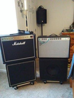NAD Marshall DSL 40CR | Telecaster Guitar Forum