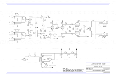 5E3 Build w/Mods Plan | Page 2 | Telecaster Guitar Forum on 5f1 schematic, fender excelsior schematic, princeton reverb schematic, 100 watt marshall schematic, silver tone 1472 amp schematic, fender m 80 schematic, klon schematic, guitar amp circuit board schematic, supro schematic, boss ce 5 schematic, deluxe 6g3 schematic, cry baby foot pedal schematic, fender deluxe schematic, 5c1 schematic, vox ac15 schematic,