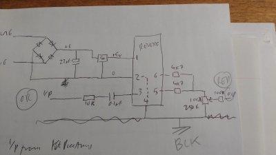 Circuit for reverb in VHT special 6/ Epi Jnr | Telecaster ... on