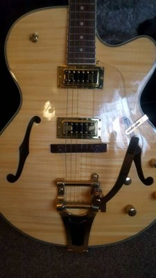 Identification of unknown semi-hollow | Telecaster Guitar Forum