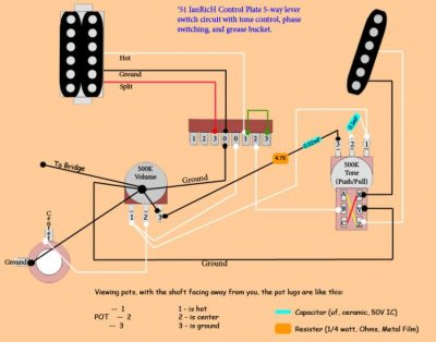 stratocaster grease bucket wiring diagram schematic diagramswiring problems as usual ( telecaster guitar forum grease bucket tone control diagram stratocaster grease bucket wiring diagram