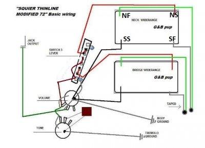 72 Thinline Wiring Diagram | Repair Manual on