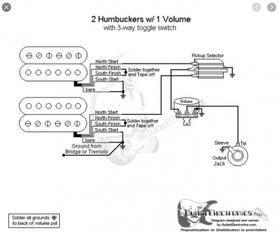 Wiring Diagram for Cabronita HS - Squier Mod with Bigsby? | Telecaster  Guitar ForumTDPRI.com