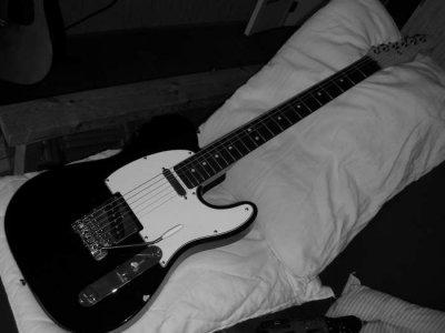 tremolo vibrato arm on a tele telecaster guitar forum. Black Bedroom Furniture Sets. Home Design Ideas