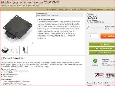 Sound exciters ? | Telecaster Guitar Forum