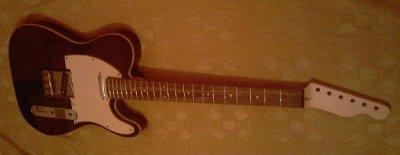 Stetsbar tremolo partscaster build | Telecaster Guitar Forum