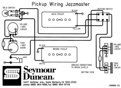 Seymour Duncan Little 59 Wiring Diagram together with Telecaster Wiring Diagram further Wiring Diagram For Fender Deluxe Precision B additionally Epiphone Les Paul 3 Pickup Wiring Diagram moreover Bass Guitar Rentals. on seymour duncan pickups