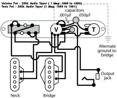 Clic Vibe 3-way switch wiring | Telecaster Guitar Forum  S Tele Wiring Schematic on