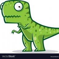 Telesaurous Rex