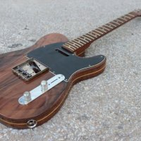 All Rosewood Telecaster