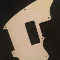Rutters Telemaster Pickguard - Made in U.S.A. (Right-handed) - $15
