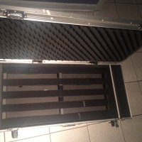 Pedalboard/Hard Case/Footswitch