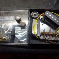 FREE Telecaster parts I don't need (UK)