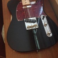 Mint Triple shot Tele with new guard and pickup..Price Lowered.