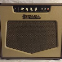 Valvetrain Trenton 16w combo Trade For line 6 Helix LT or Headrush multi fx unit - $850