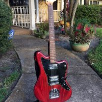 Modern Player Fender Jazzmaster