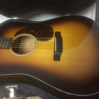 Custom Martin D-18e Retro in Sunburst
