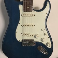 Fender USA Stratocaster For Trade or possible sale Upgraded Lindy Fralins