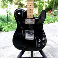 FENDER '72 Custom Telecaster Re-issue, Telenator MOD 1