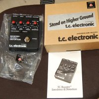 Even Lower Price! Free Shipping! TC Electronics BLD-Booster+/Line Driver/Distortion-Box/Manual
