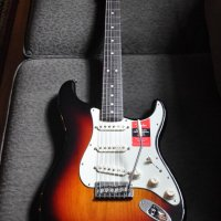 2017 Fender American Professional Stratocaster - $995