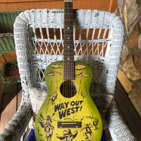 Gretsch Americana Way Out West (in original box)