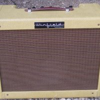 5E3 Tweed Deluxe by Winfield amps - $1250