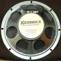 "Kendrick 8"" 4ohm Ceramic Speakers-Brand New-Two of them! Free Shipping CONUS"