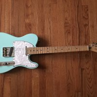Gregory B-Bender Tele