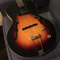 Loar LH301 T Tobacco Sunburst....mint with brand new Duncan AntiquityPickup