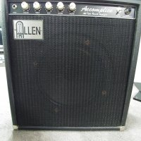 Allen Accomplice Jr 1x12 combo
