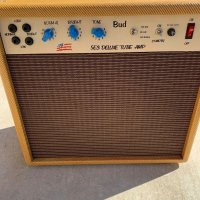 Tweed Deluxe 5E3 Circuit, Armadillo Ampworks Cab and Weber 12A125A speaker